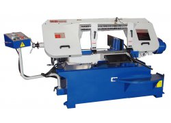 Semi automatic band saw UE-330SSAV